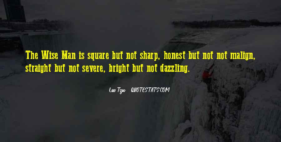Straight Man Quotes #309709