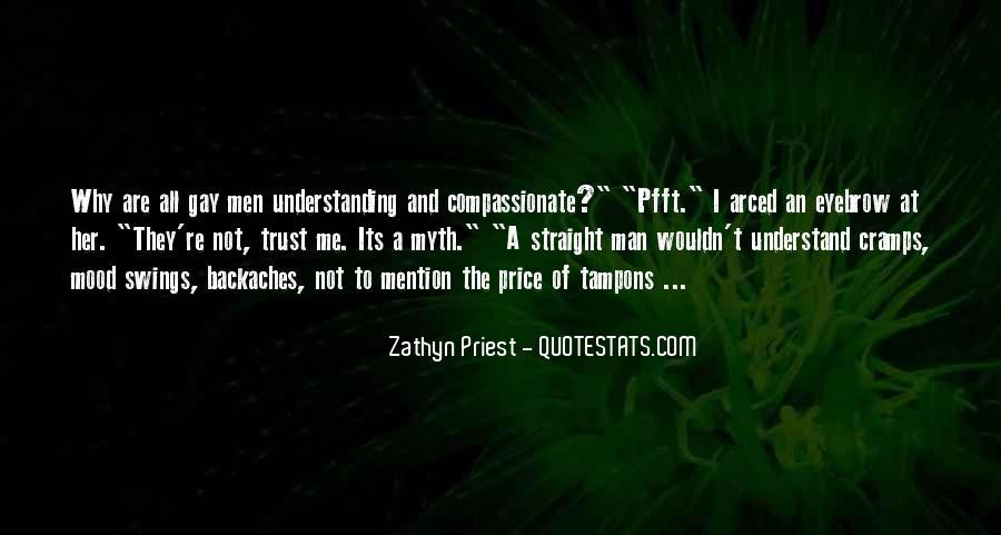 Straight Man Quotes #375820