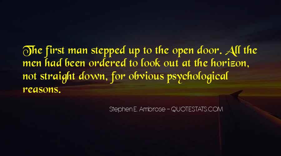 Straight Man Quotes #414385