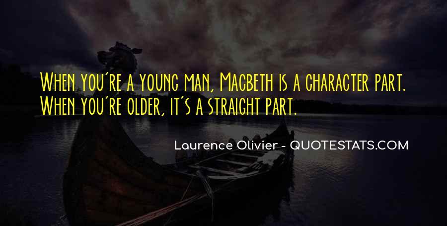 Straight Man Quotes #48243
