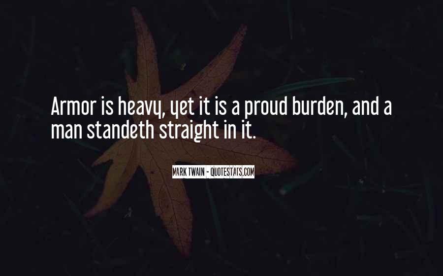 Straight Man Quotes #526064