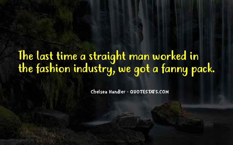 Straight Man Quotes #533039