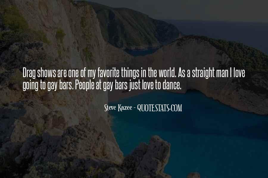 Straight Man Quotes #63964