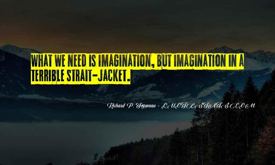Strait Jacket Quotes #927825