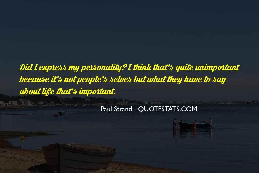 Strand Quotes #11493