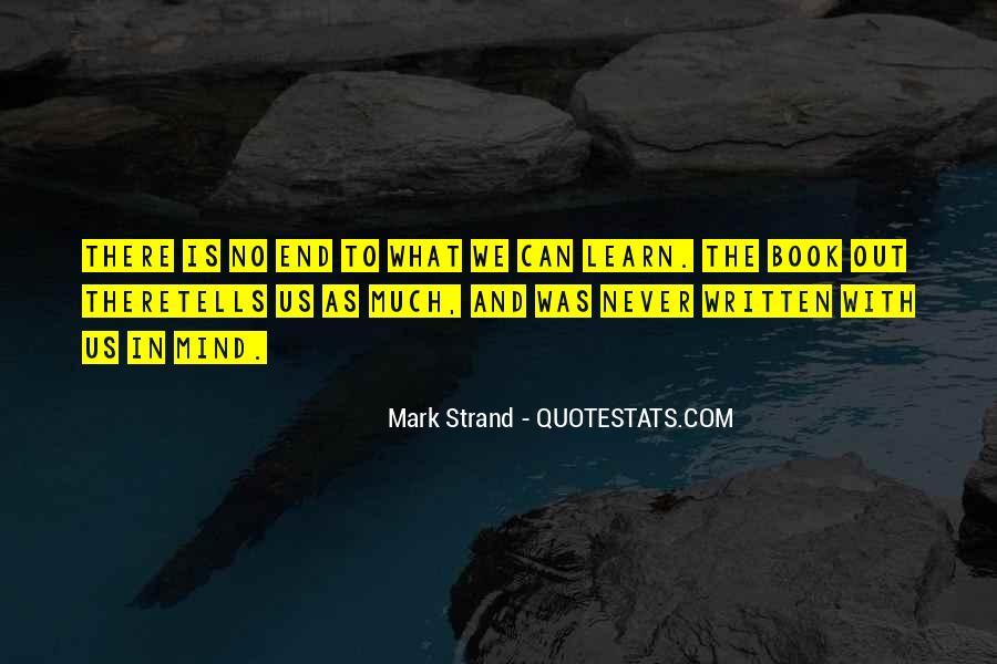 Strand Quotes #155623