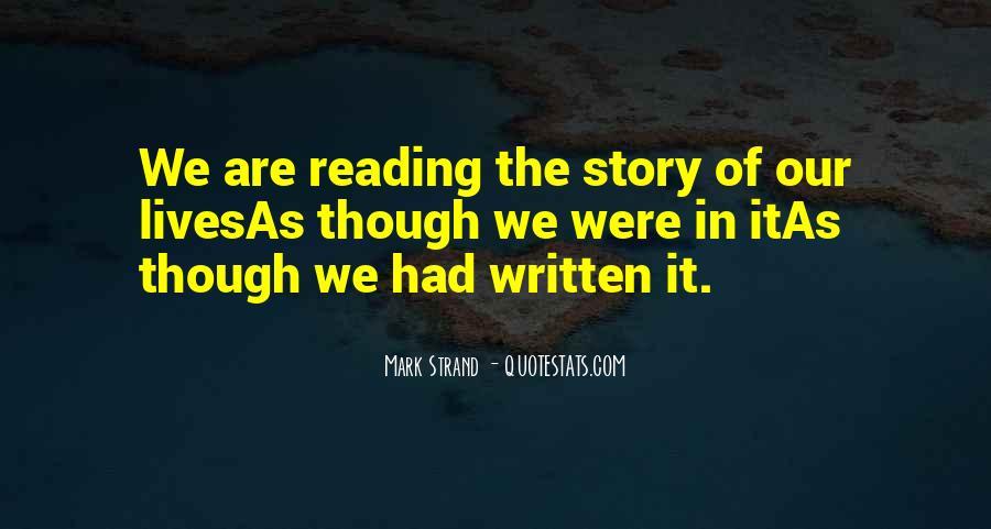 Strand Quotes #226861