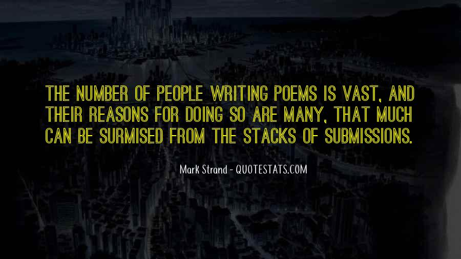 Strand Quotes #338793