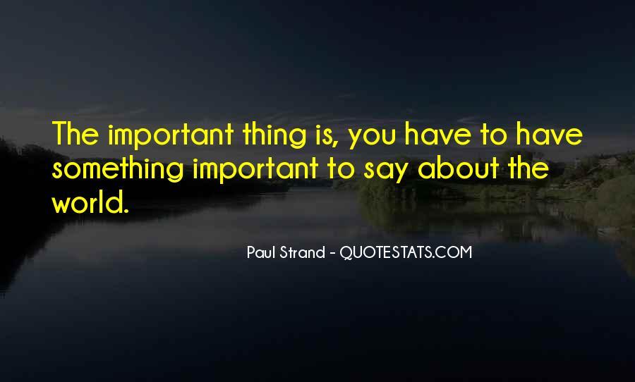 Strand Quotes #535371