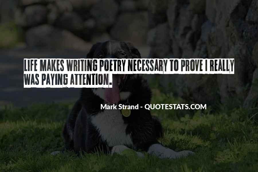 Strand Quotes #5658