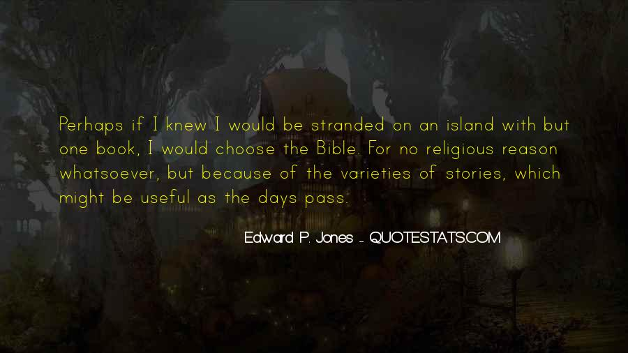 Stranded Island Quotes #372013