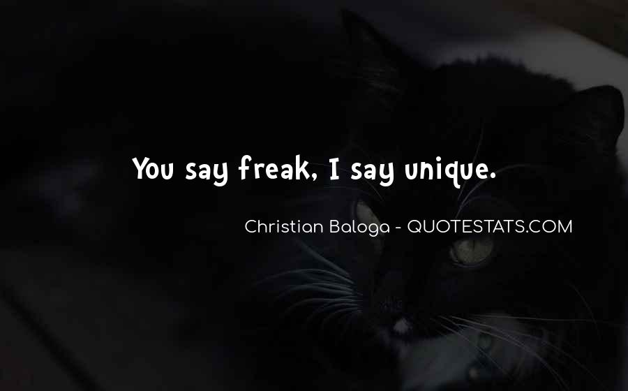Strange But Beautiful Quotes #1163926