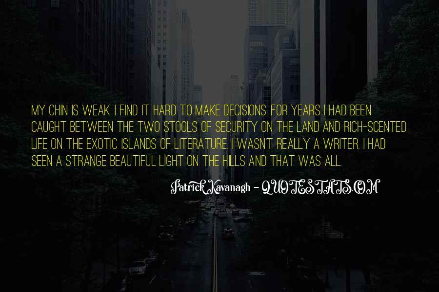 Strange But Beautiful Quotes #1194007