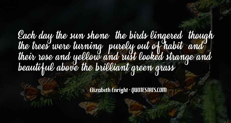 Strange But Beautiful Quotes #1314770