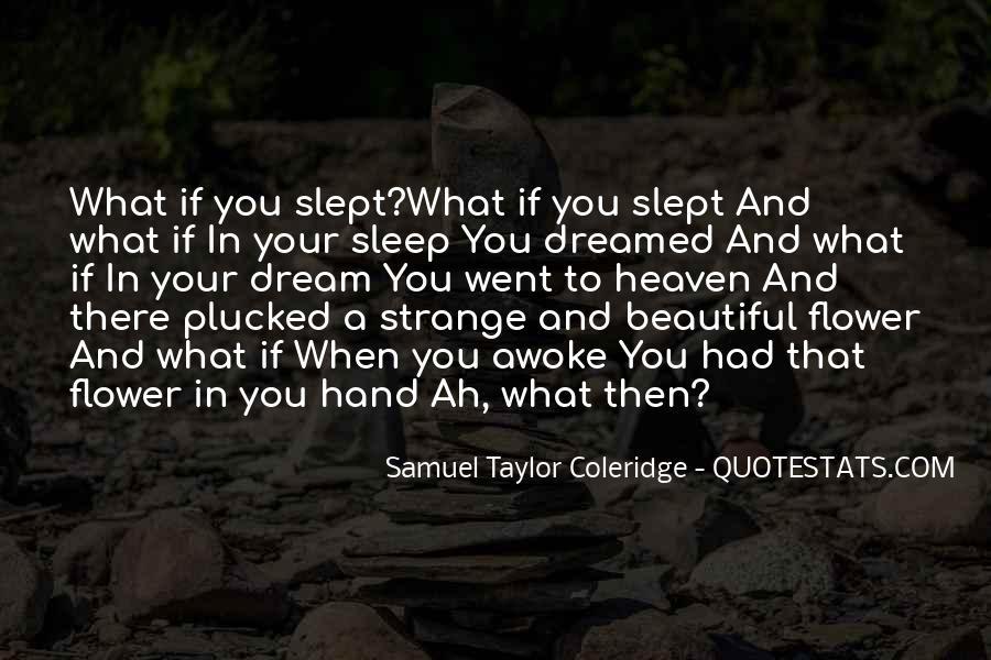 Strange But Beautiful Quotes #261256