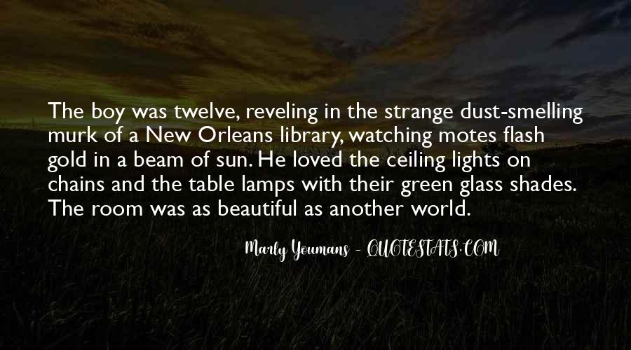 Strange But Beautiful Quotes #375640