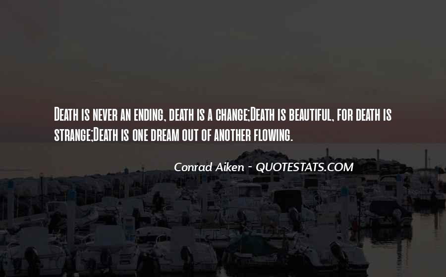 Strange But Beautiful Quotes #378006