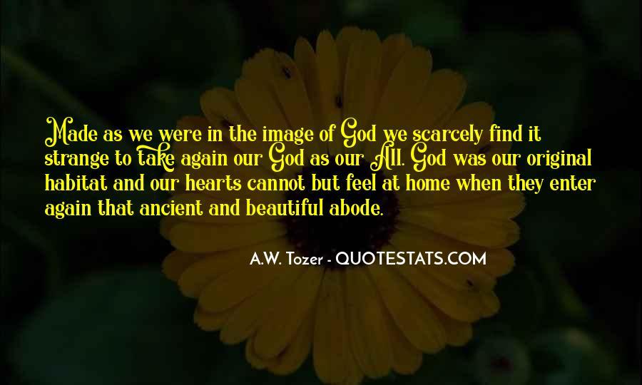 Strange But Beautiful Quotes #469439
