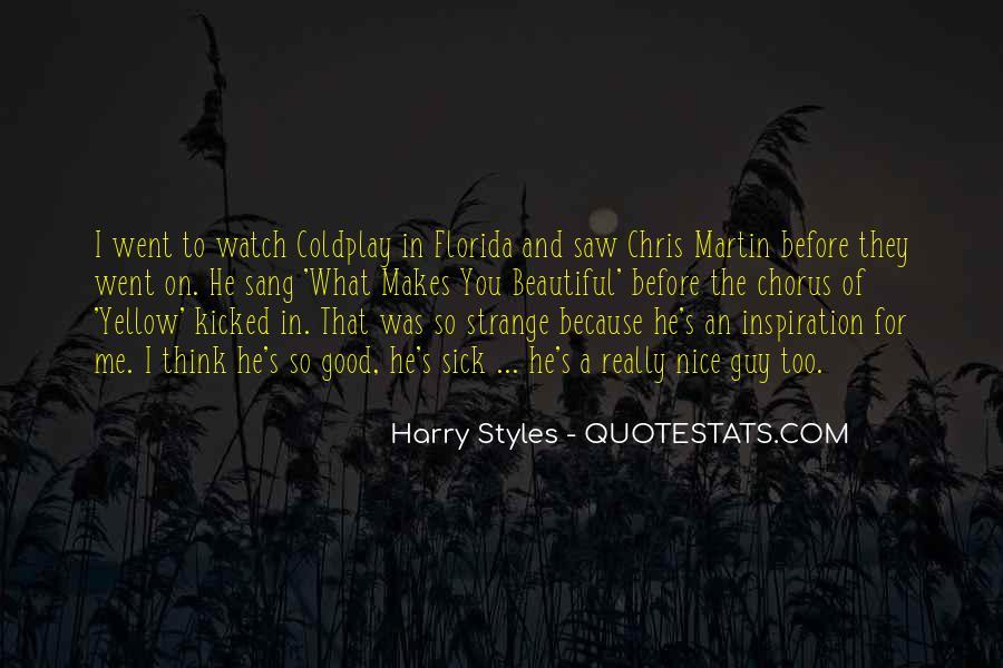Strange But Beautiful Quotes #502019