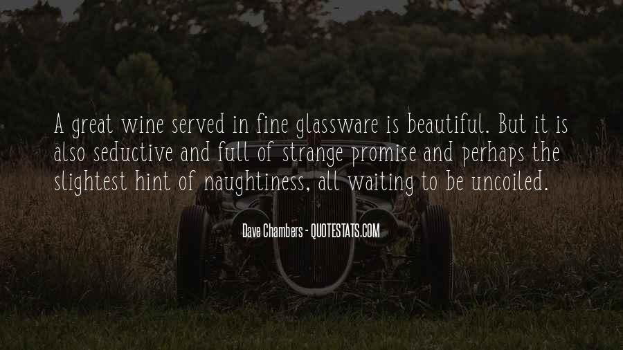 Strange But Beautiful Quotes #57944