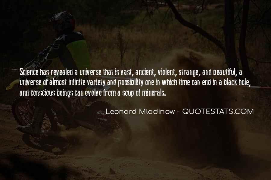 Strange But Beautiful Quotes #620710