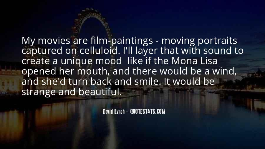 Strange But Beautiful Quotes #923018