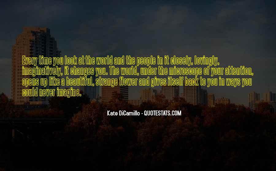Strange But Beautiful Quotes #931957
