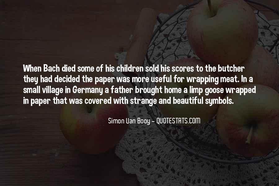 Strange But Beautiful Quotes #942110