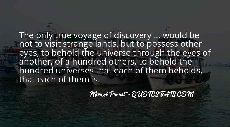 Strange But True Quotes #1631342