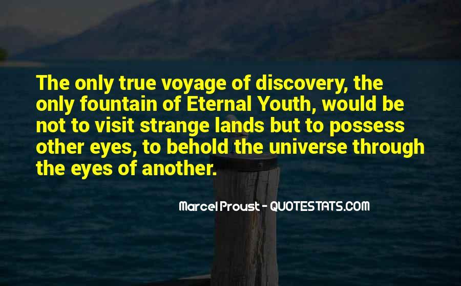 Strange But True Quotes #164491