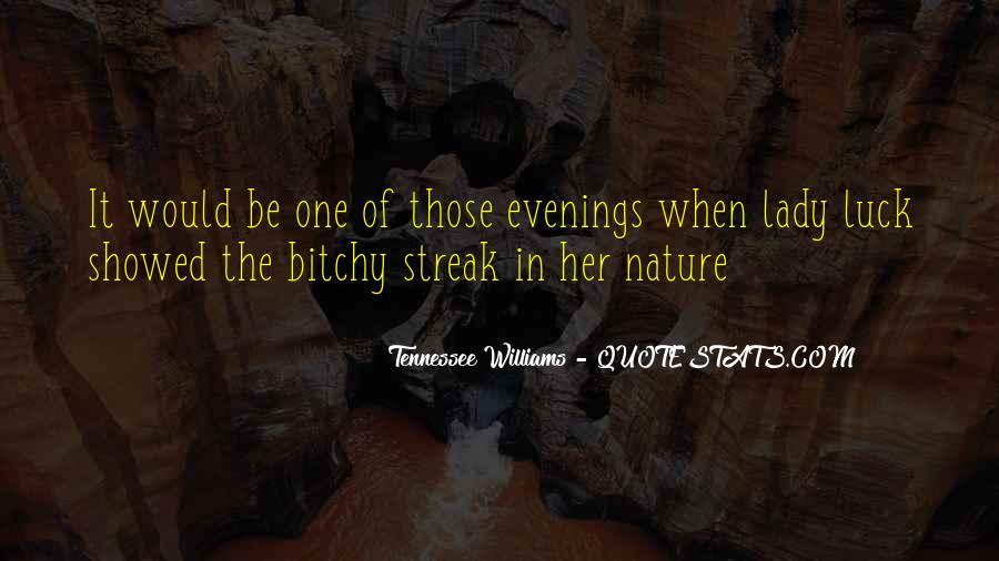 Streak Quotes #263430