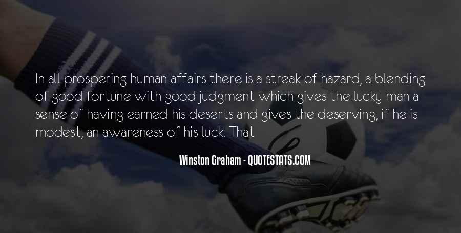 Streak Quotes #36675