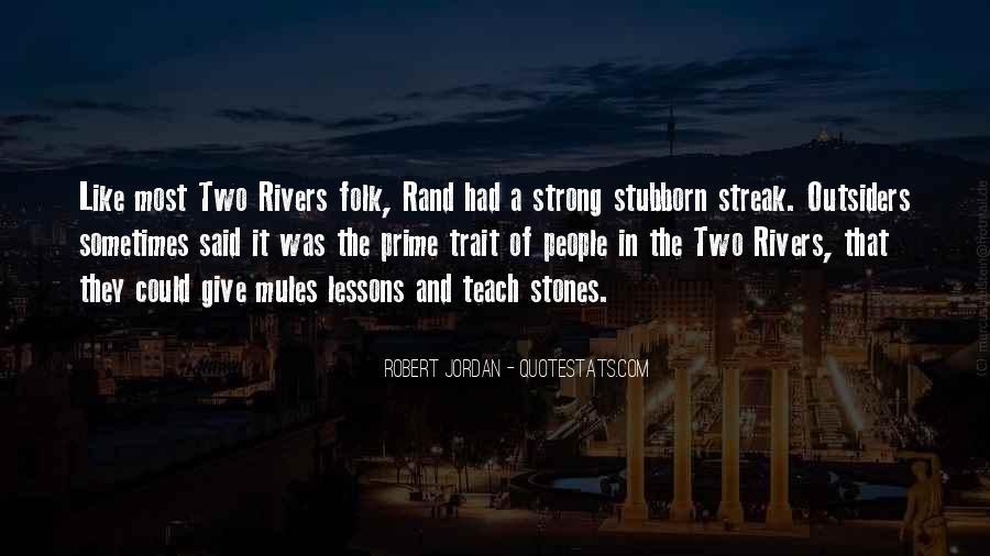 Streak Quotes #446197