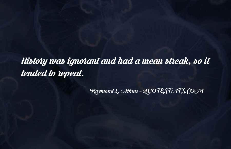Streak Quotes #460731