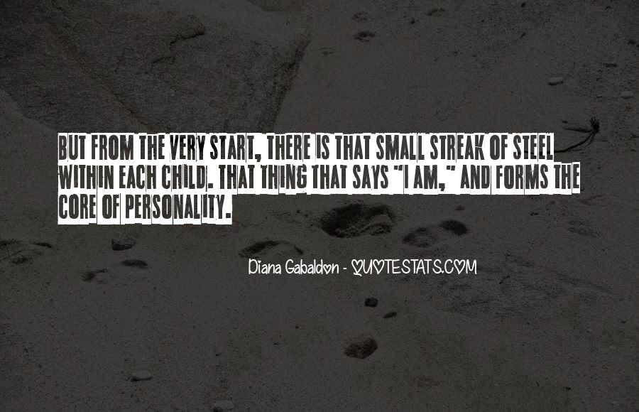 Streak Quotes #468775