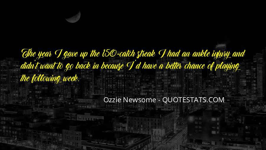 Streak Quotes #555920