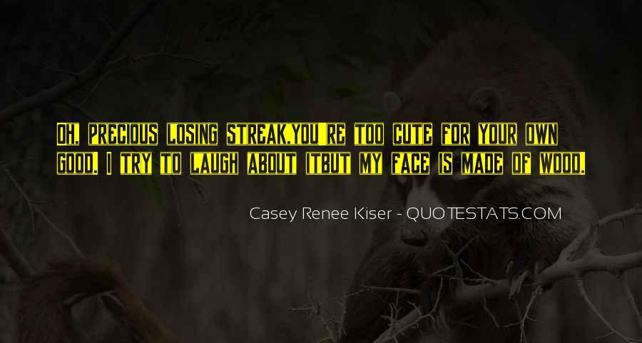Streak Quotes #593788
