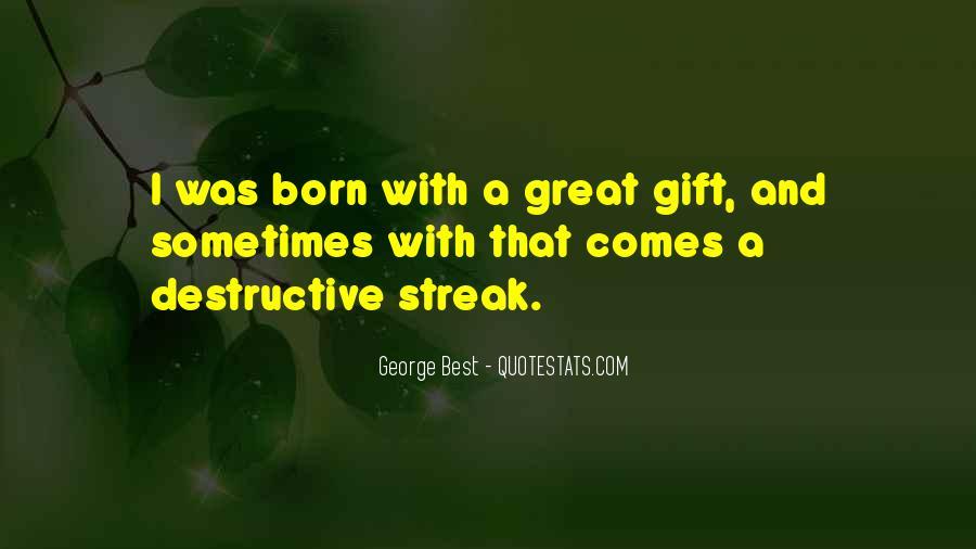 Streak Quotes #706332