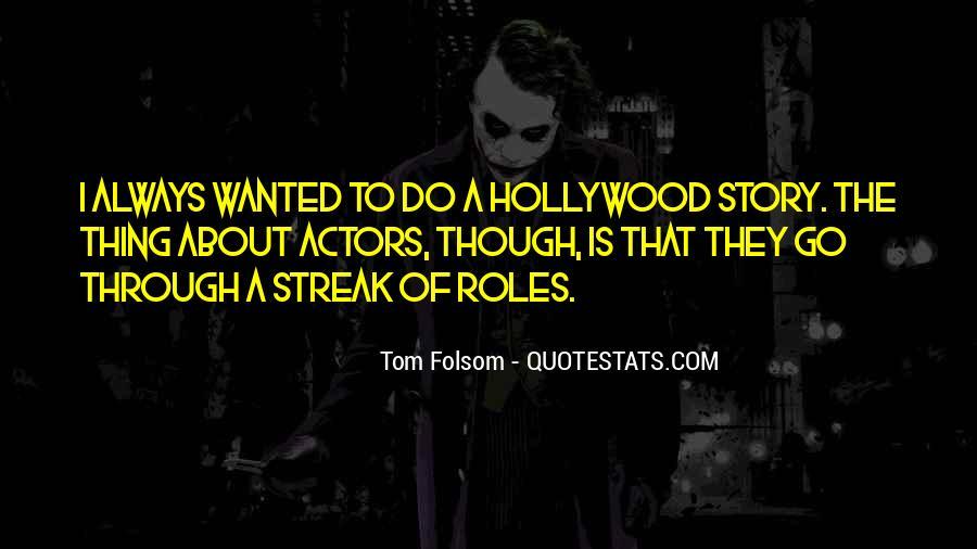 Streak Quotes #818868