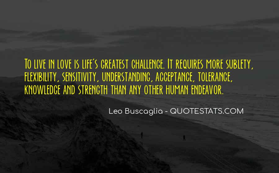Strength And Flexibility Quotes #1058915