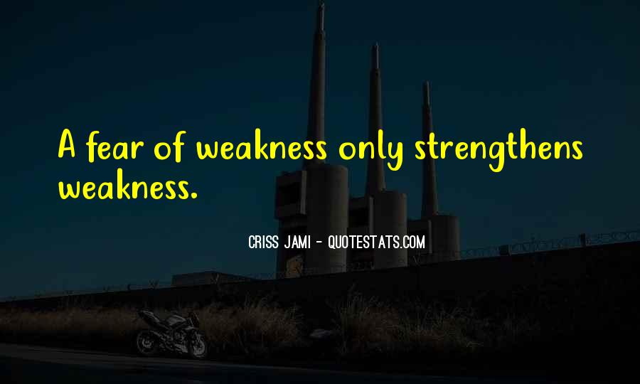 Strengthens Quotes #100305