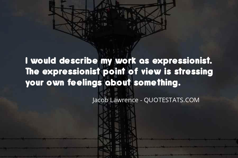 Stress Over Work Quotes #1407314