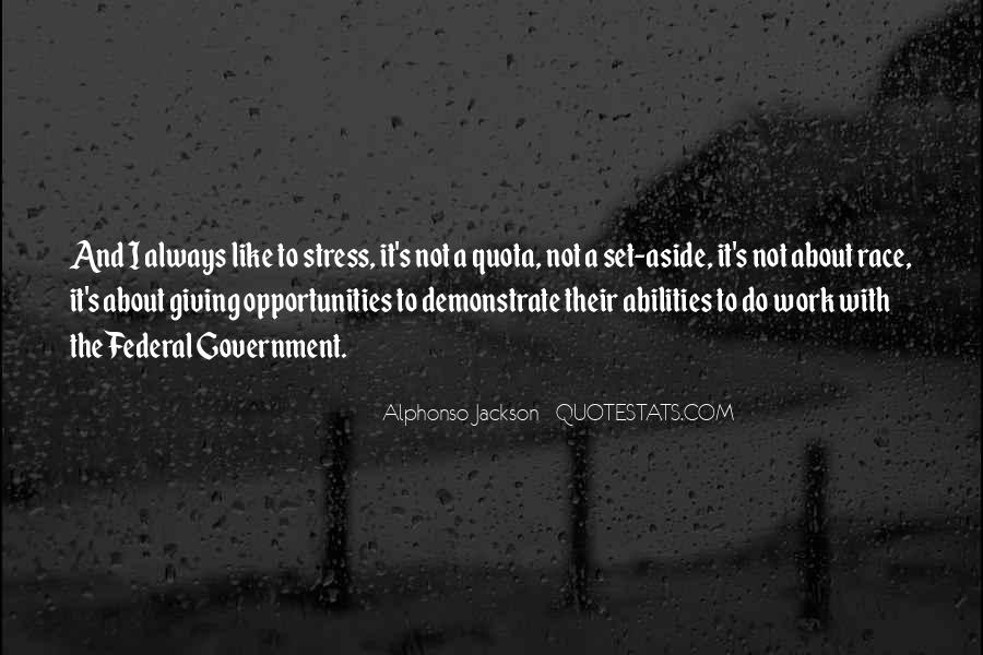 Stress Over Work Quotes #1547038