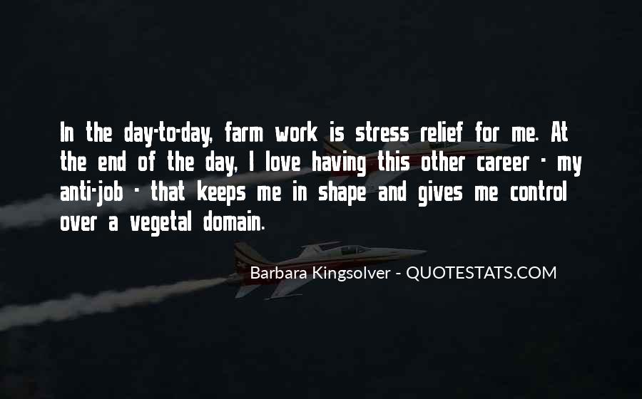 Stress Over Work Quotes #960540