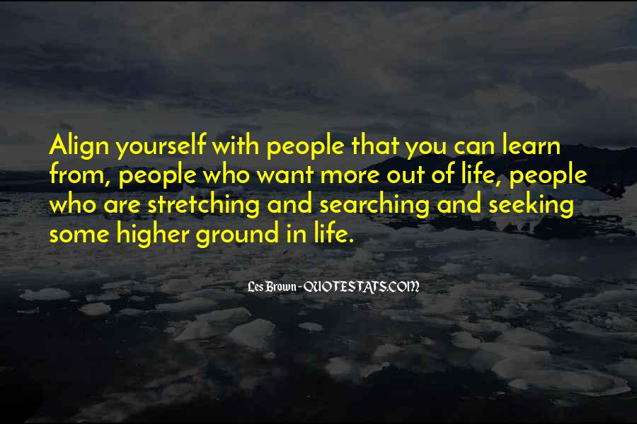 Stretching Out Quotes #122536