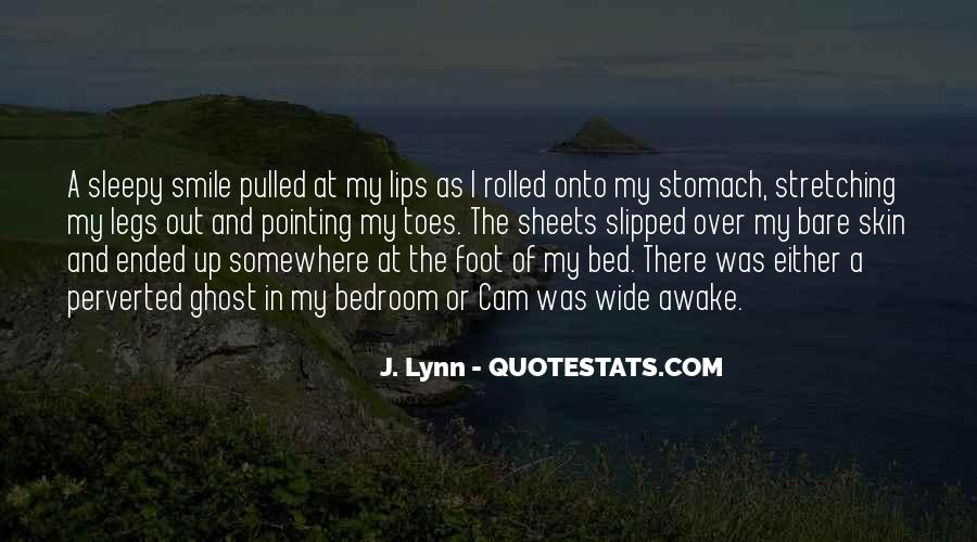 Stretching Out Quotes #405583