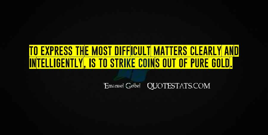 Strike Gold Quotes #1754726