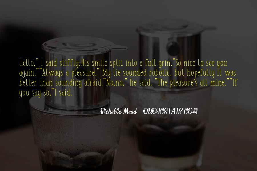 Quotes About Abe #160123