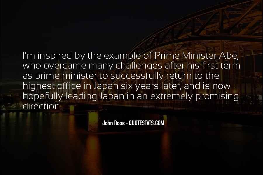 Quotes About Abe #224278