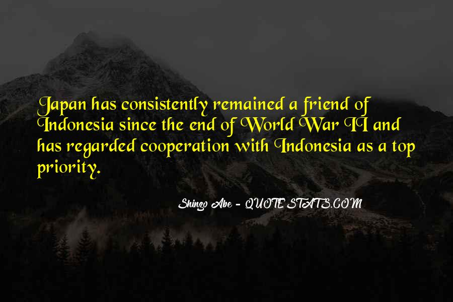 Quotes About Abe #244909